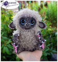 Kotte - Art Doll (SOLD) by Escaron