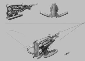 DAC march II vehiclesketch by RobertLaszloKiss