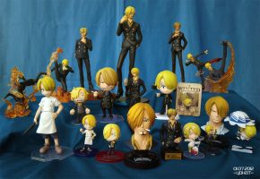 My Sanji Collection by yohat