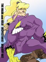 The Maxx and Julie by Inspector97