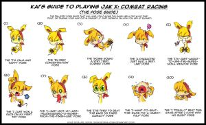 How to play Jak X - comic by KeyshaKitty