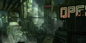 NIM The City by Howi3
