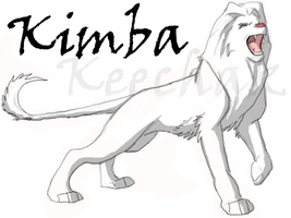 Kimba The White Lion by KeechakVarg