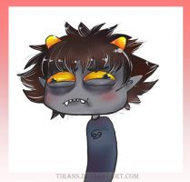 Karkat VANTAS by Tirass