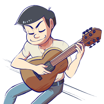 Anyways here's wonderwall by CrescentMarionette
