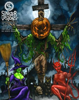 The Great Pumpkin by SavageSinister
