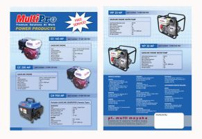 power product leaflet by sopeh80