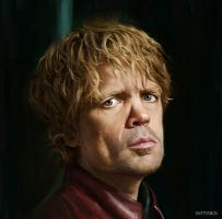Tyrion of House Dinklage by Zgfisher