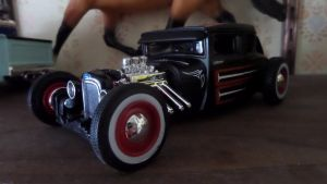 Ford Model A by sfaber95