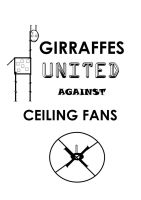 Giraffes united against fans by sumangal16
