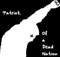 Patriot of a Dead Nation by Ften