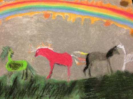 The End Of The Rainbow Tri #1 by DeadShock2113