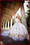 Trinity Blood: Dolly Esther by Astarohime