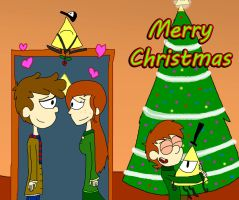 .:. Pines Family Christmas .:. by Rise-Of-Majora