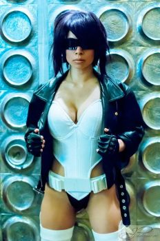 Motoko Kusanagi - Ghost in the Shell by gstqfashions