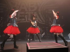 BABYMETAL 85 by iancinerate