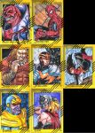 fleer retro2015 character cards 1 by Grymjack