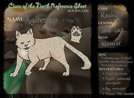 Agatestep Official CotN Sheet by Warriors-horse
