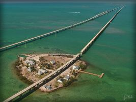 Overseas Highway by barefootphotography