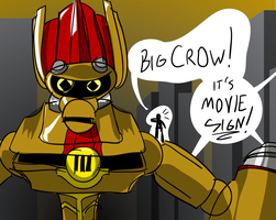BIG CROW, IT'S MOVIE SIGN! by ThreeTwo