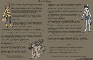 The Wolfkin by BlackthornPubl