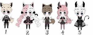 random batch Adoptable CLOSED by AS-Adoptables