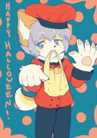 Halloween Yam! by AnimuMagic