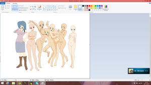 WIP-Gonna take a while xD by xx-Chanour