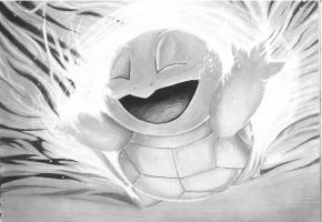 Squirtle by Matilzie