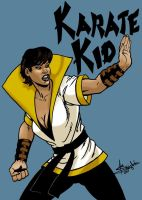 Karate Kid? by Joe-Singleton