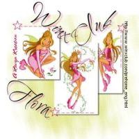 Winx Club -Flora by ravynfaire by Winx-Fans