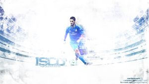 Isco Suarez Wallpaper by Meridiann