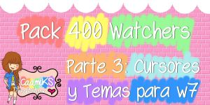 +Pack 403 Watchers y 5.672 Pagieviews Parte3 by CaamiKS