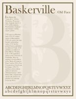 Baskerville Sample Sheet by TheCrimsonWall