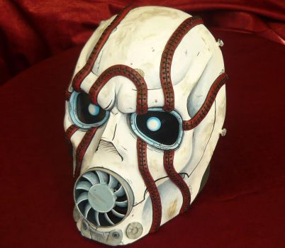 Borderlands: Psycho Mask - Photo I by Ganjamira