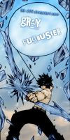 Gray - Fairy Tail by BK-209