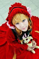 Rozen Maiden : 5th Doll by Itchy-Hands