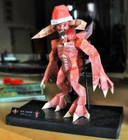 Mini Diablo Papercraft [Christmas Edition] by g3xter