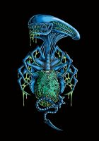 Xenomorphosis by Raw-ink