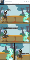 You Think She's Sexy? by Spectty