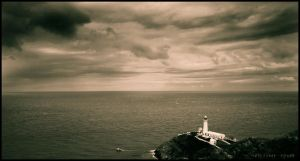 lighthouse by bmuda