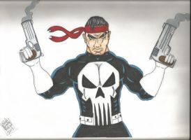 Punisher by kylemulsow