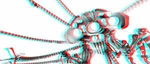 anaglyph matrix sentinel by TodayV4