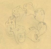 7 Fishes - Sketch by StooBainbridge
