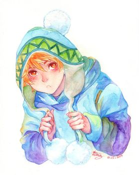 Noragami - Shota Snow by Namiz