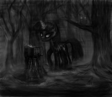 Darkling Sparkle by NovaMarcellus