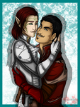 The Inquisitor and his Mage by Kei-Ivory