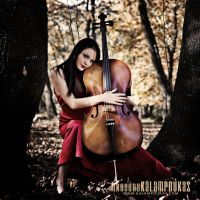 Sweet Cello IV by gregkalamp