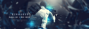 Counter Strike Global Offensive Signature by kingsess