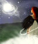 Angel of the Night by Zaffire